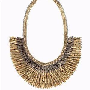 Stella dot Pegasus necklace